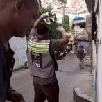 Mototaxi anti-covid19 favela Rocinha