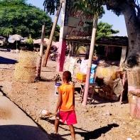 Finestra su Haiti Restavek lavoro minorile
