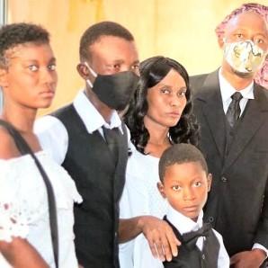 Morire ad Haiti copertina
